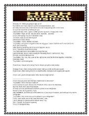 High school musical 2 on stage script pdf
