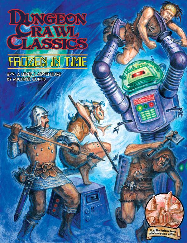 Dungeon crawl classics modules pdf