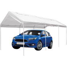 sca large temporary carport instructions