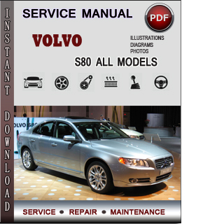 2001 volvo s40 repair manual
