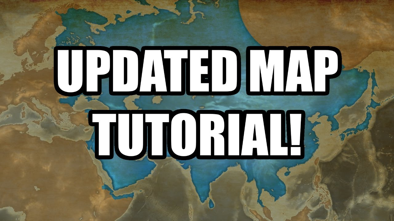 Eu4 how to make a map