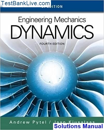 engineering mechanics dynamics solution manual