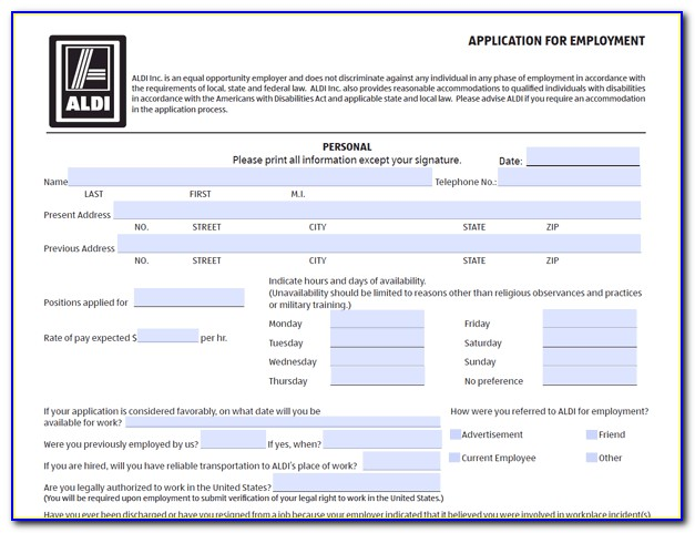 Safeway job application form australia