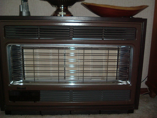 old rinnai gas heater instructions