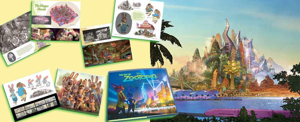 The art of zootopia pdf free