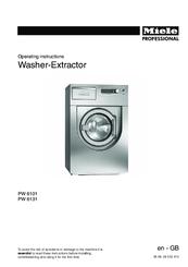 miele pw 5065 parts manual