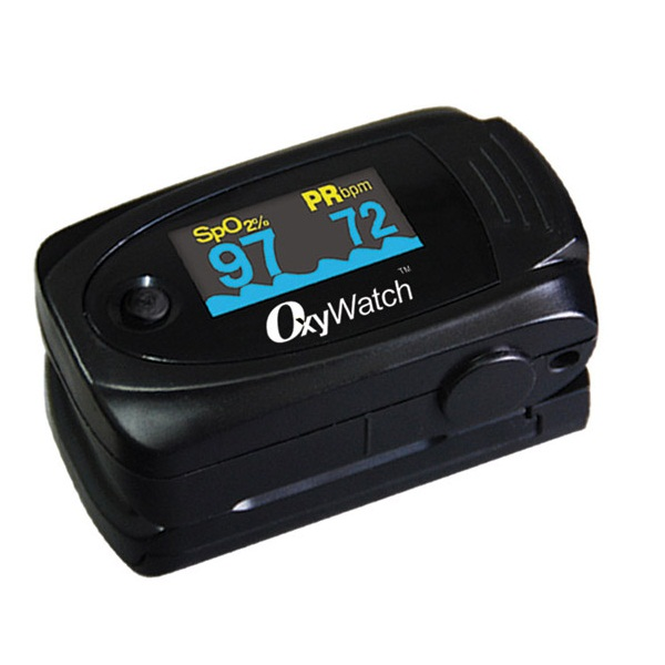 choicemmed oxywatch fingertip pulse oximeter manual