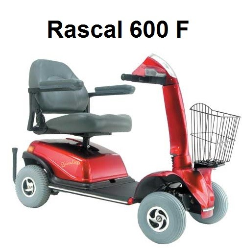 Rascal 600t scooter repair manual