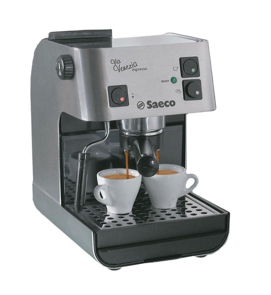 saeco via venezia espresso machine manual