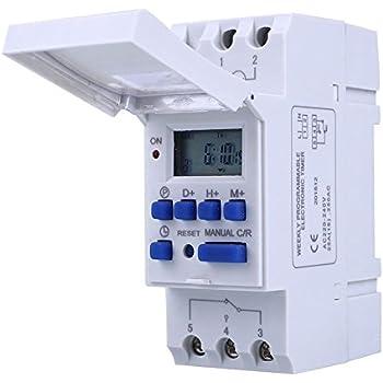 Digital heavy duty timer with astro 15079 manual