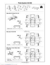 thule chariot cougar 2 manual