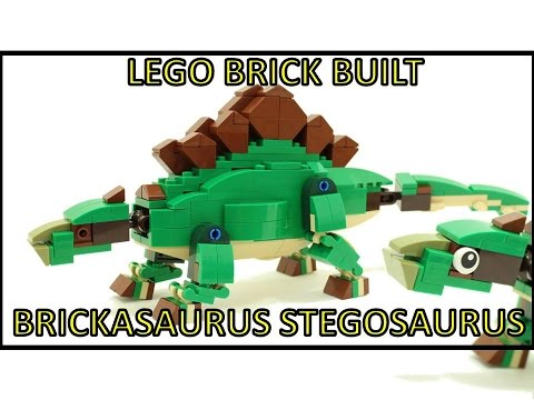Lego 10664 dinosaur instructions