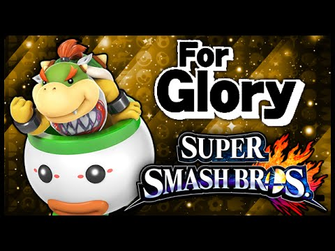 Super smash bros 4 bowser jr guide