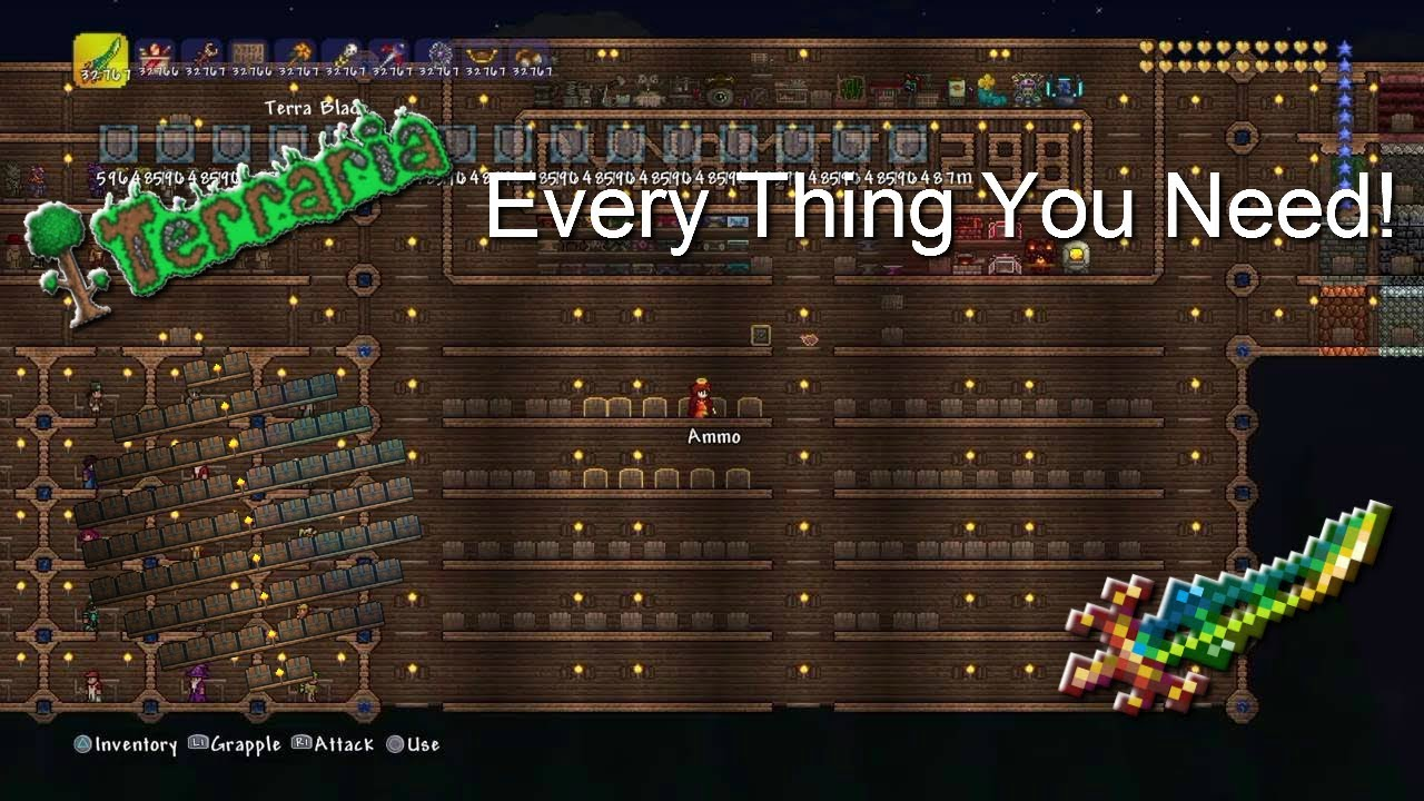 Terraria how to download worlds and install