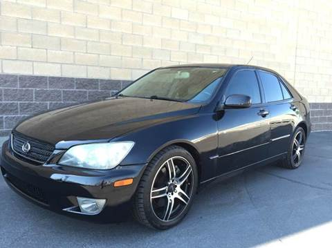 2004 lexus is300 for sale manual