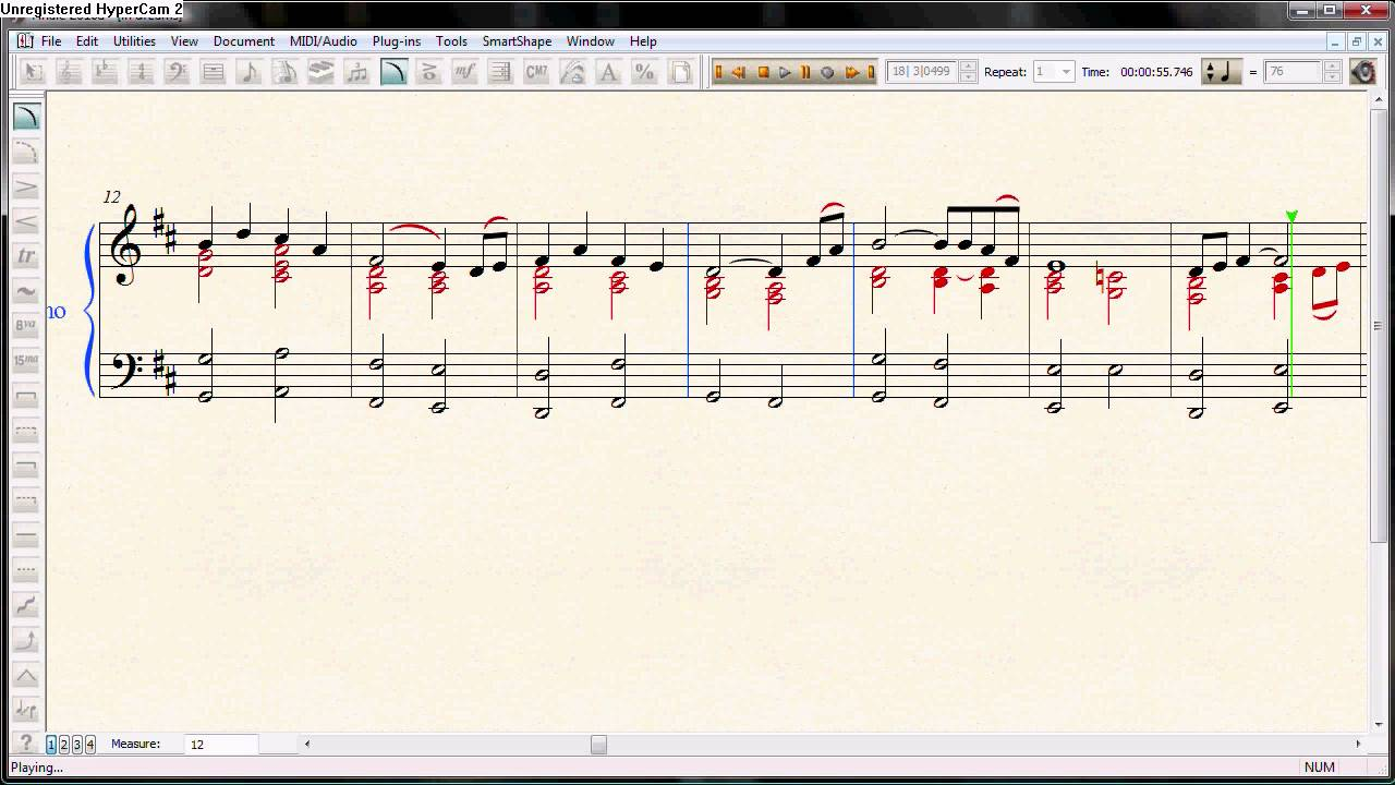 Breaking of the fellowship piano sheet music free pdf