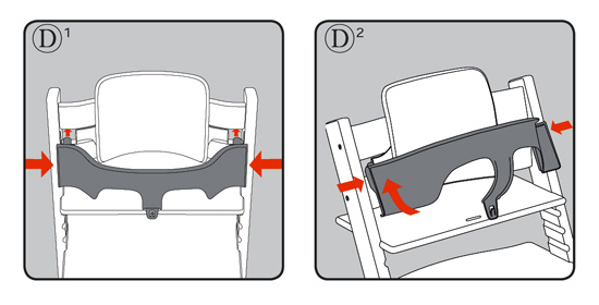 tripp trapp extended glider instructions