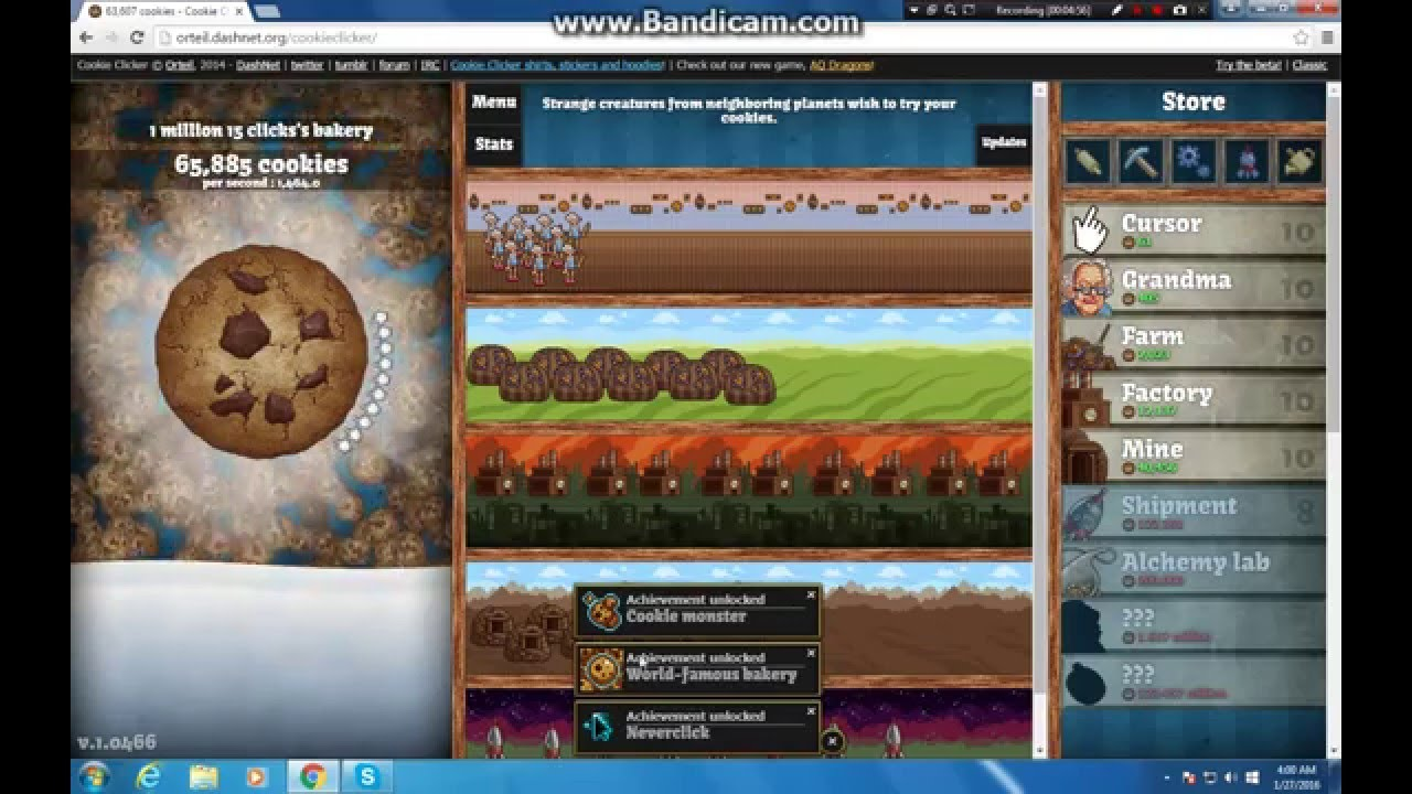 Ccokie clicker spooky cookies guide