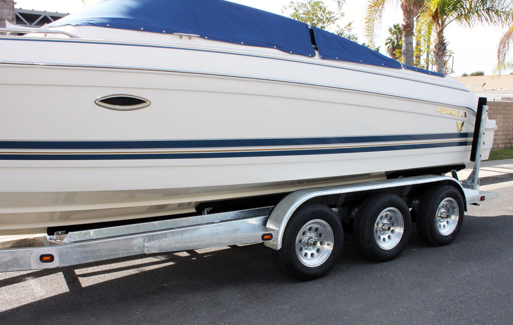 Boat trailer guides canadian tire