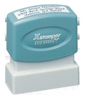 Xstamper ink refill instructions