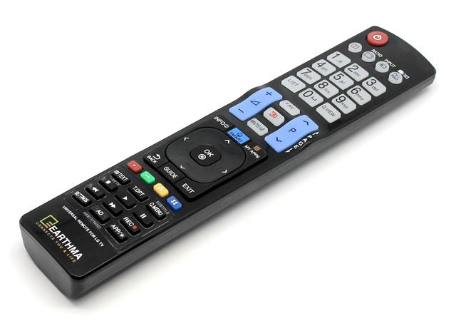 lg smart tv remote manual