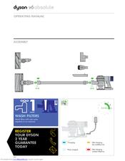 dyson v8 animal manual pdf