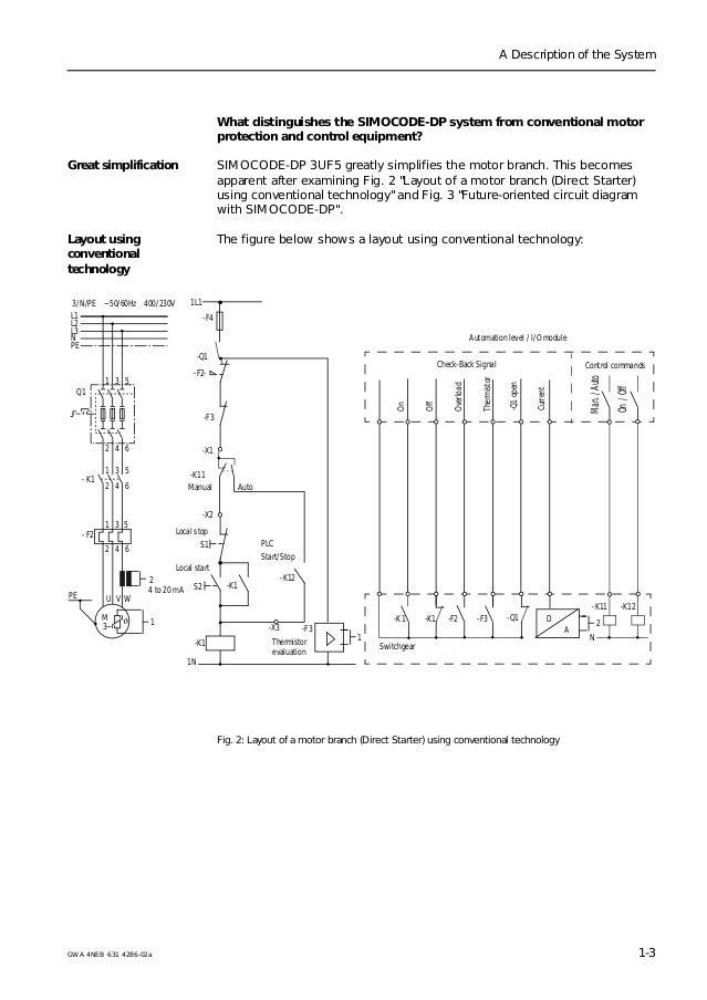 simocode pro v profinet manual