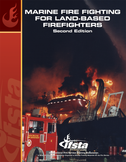 marine fire fighting training manual
