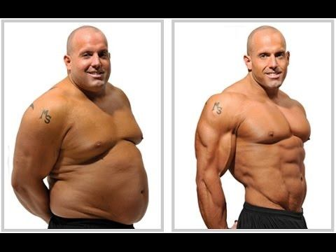 skinny fat to ripped and jacked training manual