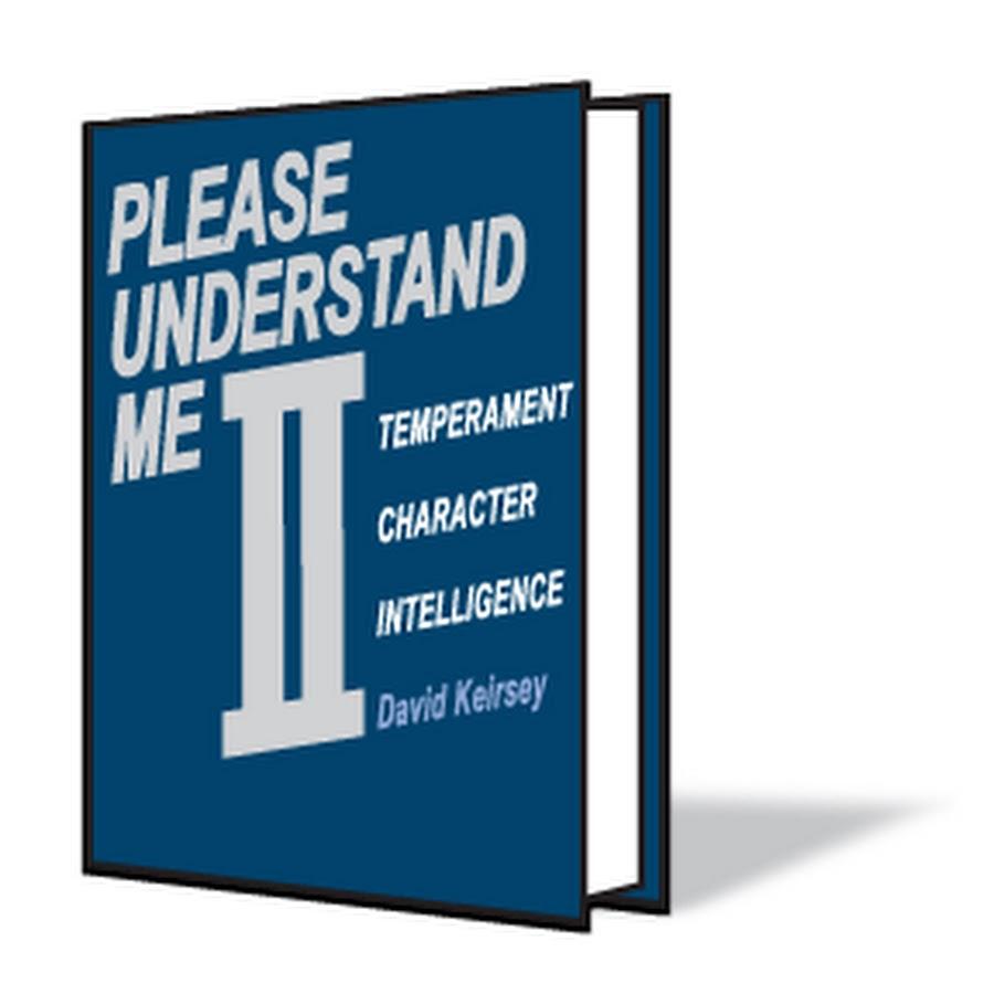 David keirsey please understand me pdf