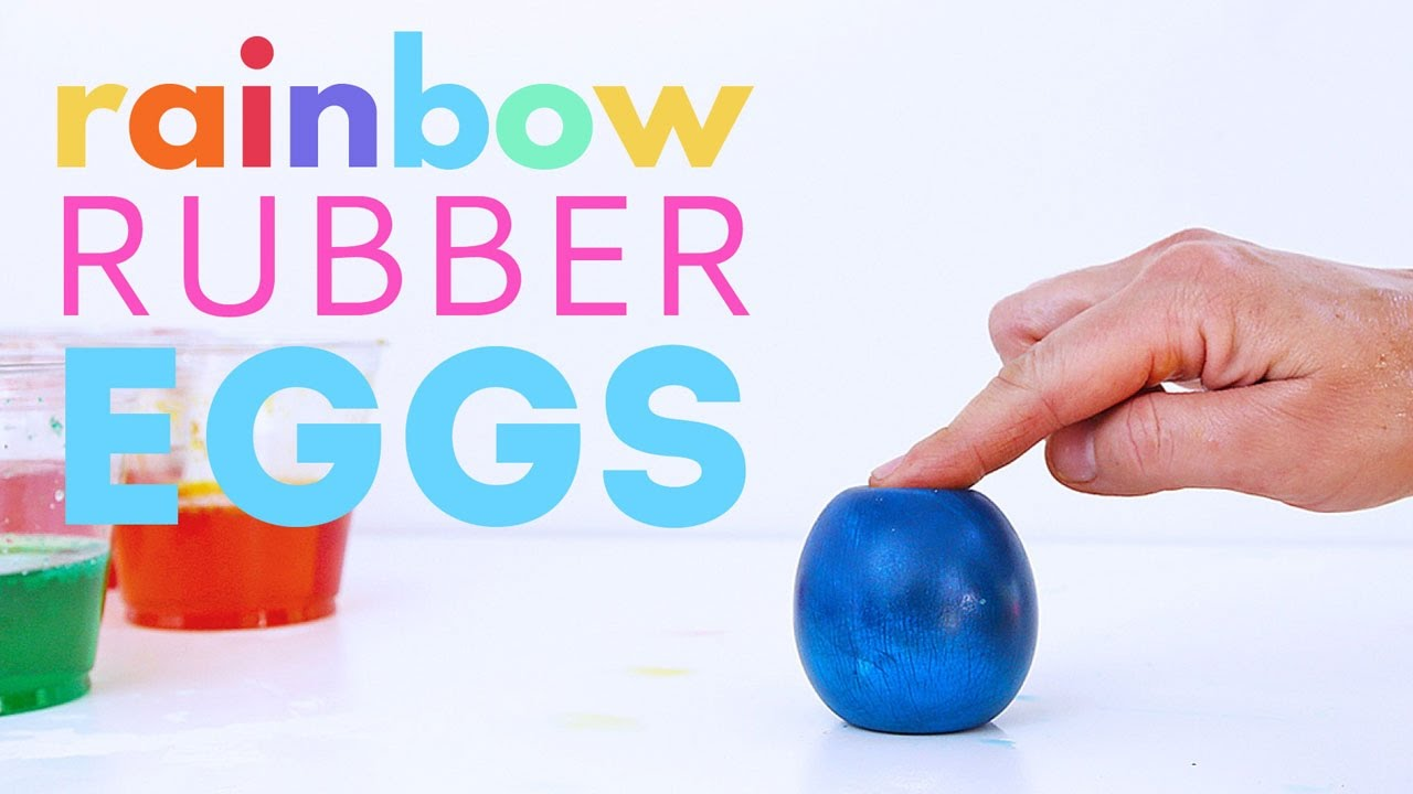 bouncy egg experiment instructions