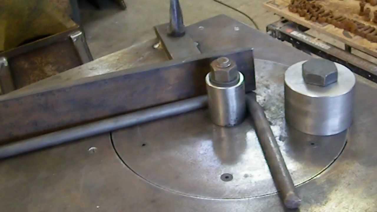 Harbor freight metal bender instructions