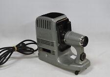 aldis slide projector instruction manual 1950