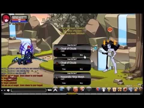 Aqw how to get all critical hits
