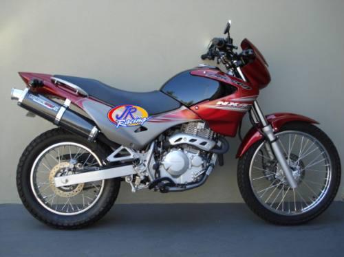 Manual do motor da falcon 400 rc