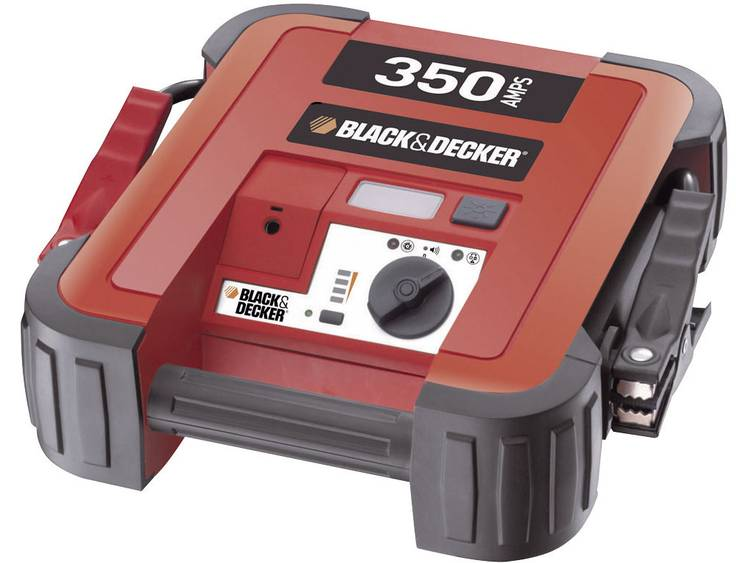 black and decker 350 jump starter manual