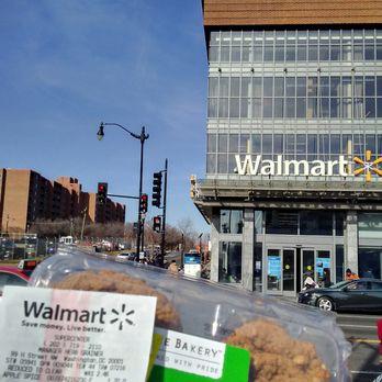 Walmart h street dc application