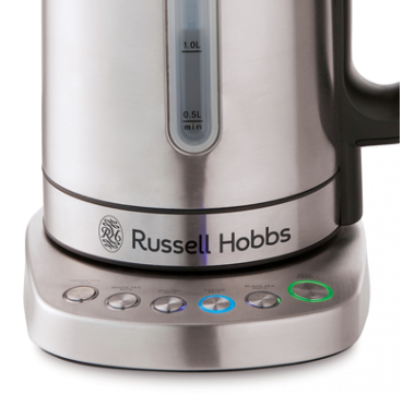 Russell hobbs variable temperature kettle manual