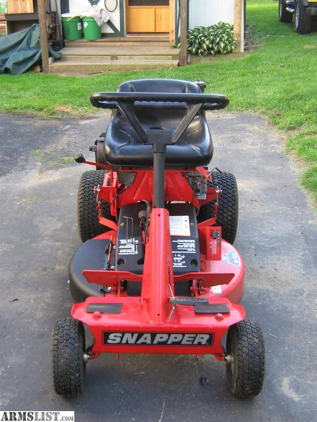Snapper 28 hi vac manual