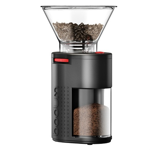 Black and decker burr grinder manual