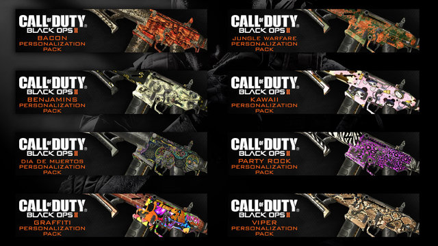 Black ops 2 how to change skin pc