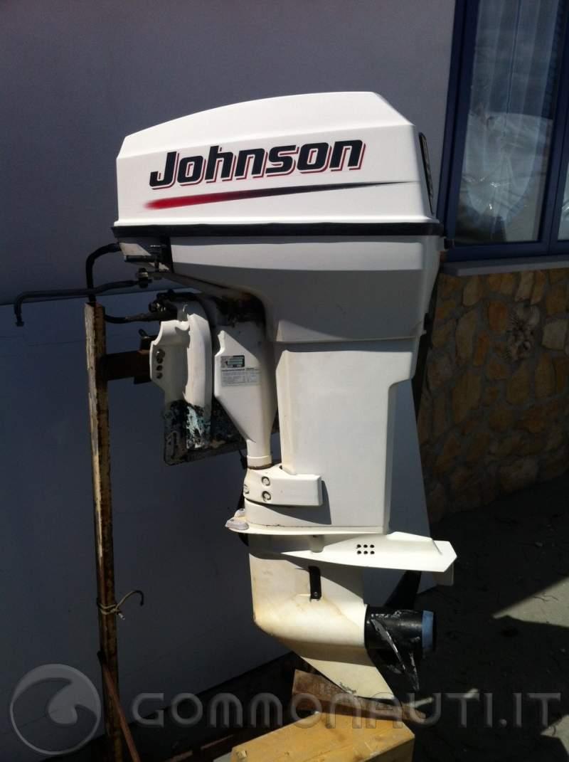 johnson bombardier 40 hp manual
