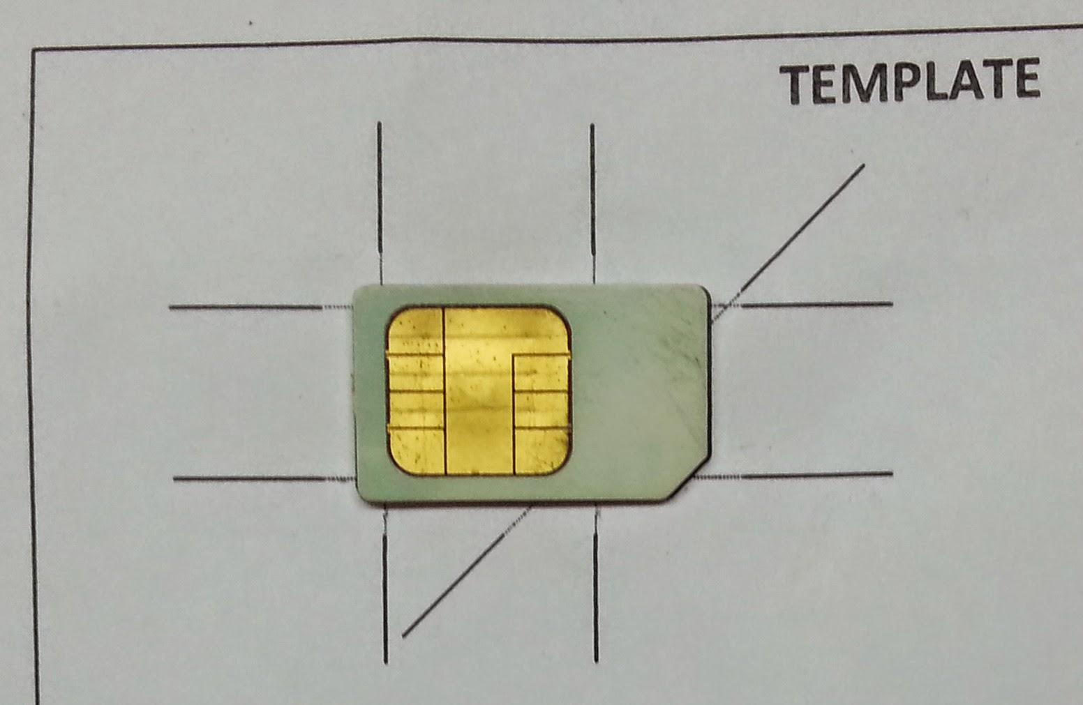 Sim to micro sim template pdf