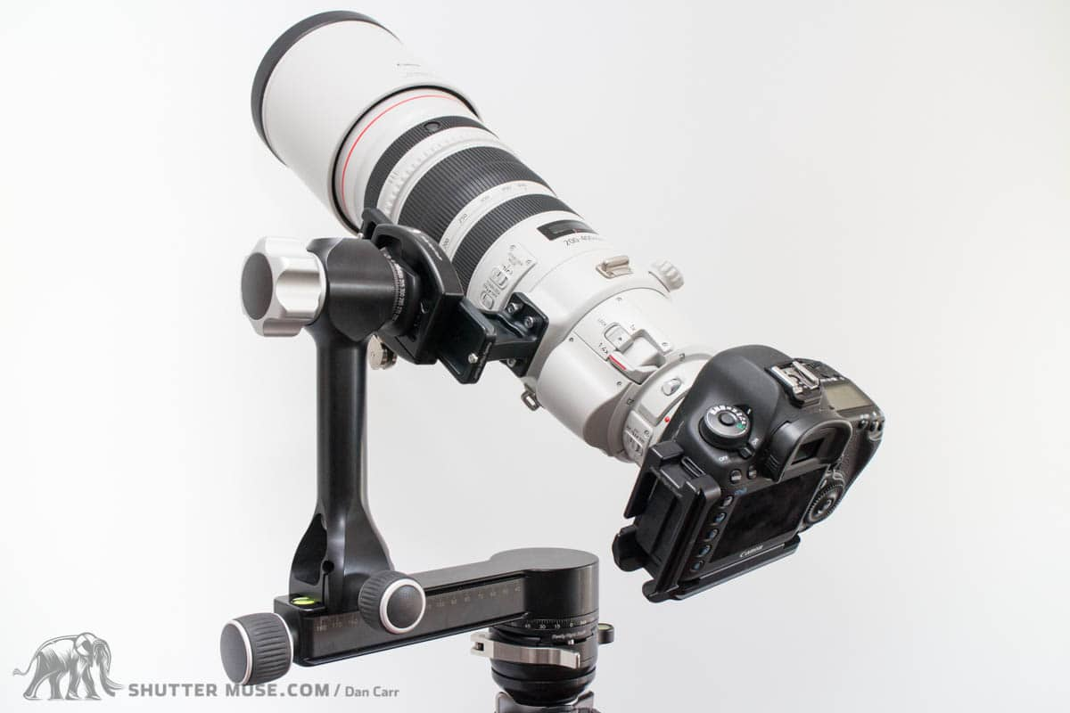 manual gimbal from really right stuff