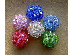 crystal bead ball instructions