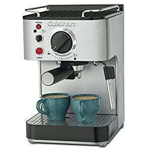 cuisinart espresso maker em-100 instructions