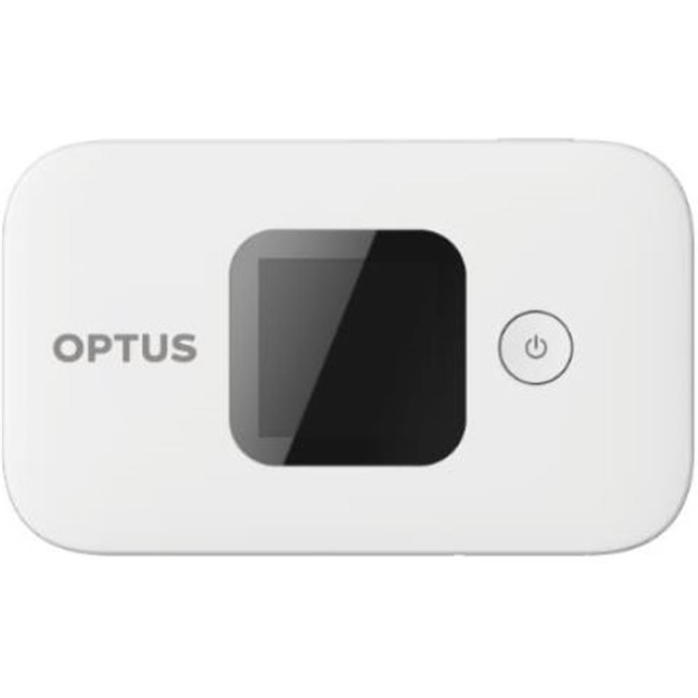 optus 4g wifi modem instructions