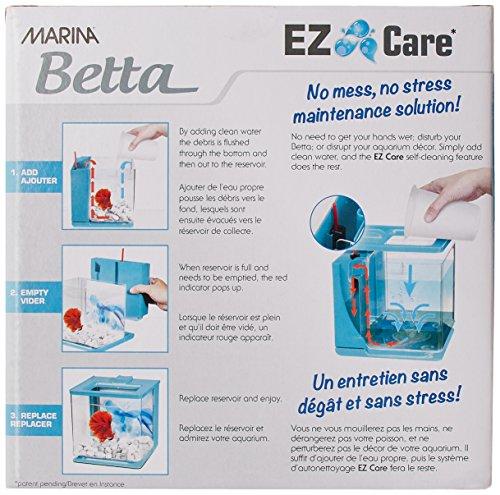 marina ez care betta aquarium instructions