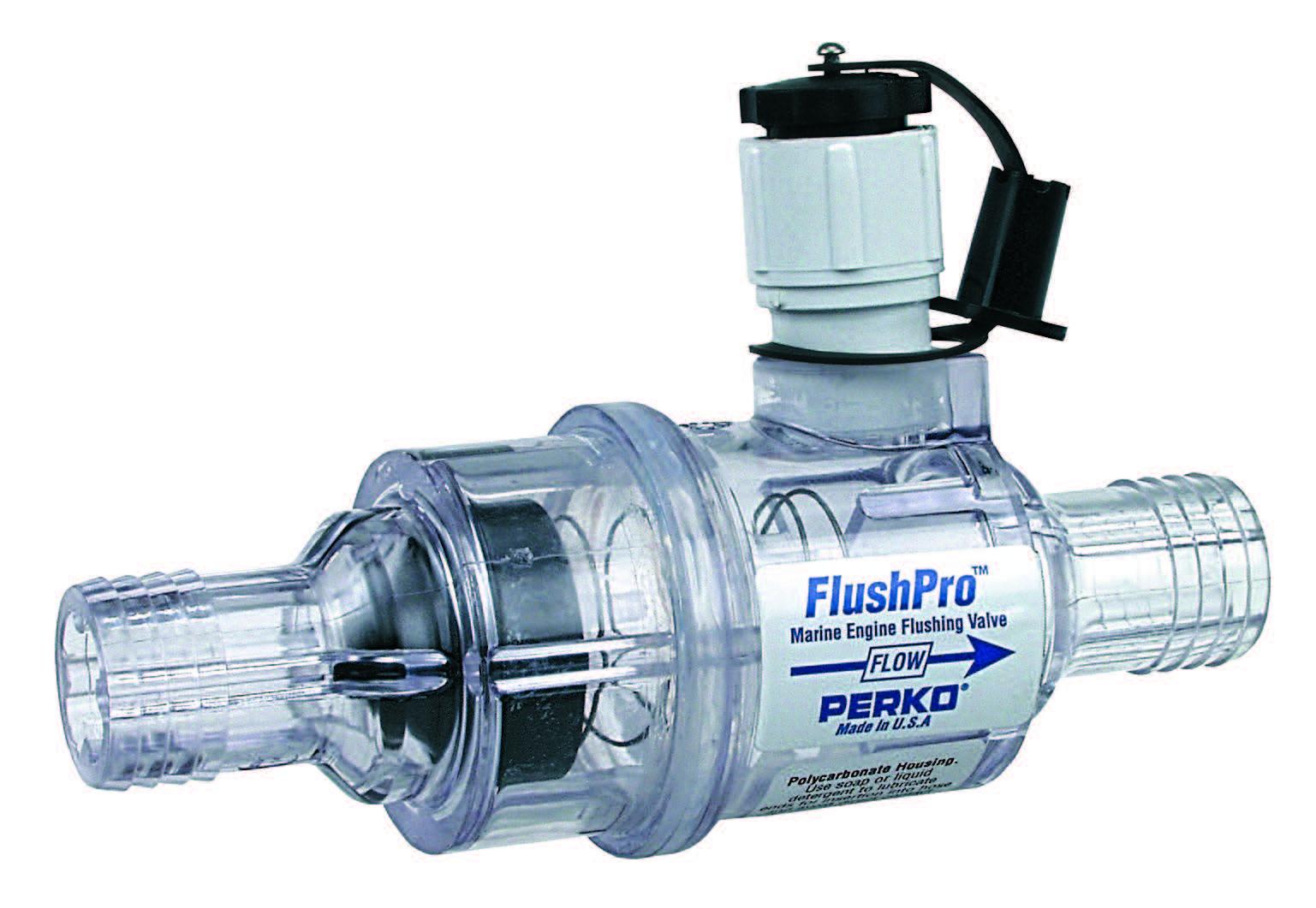 Perko flush pro instructions