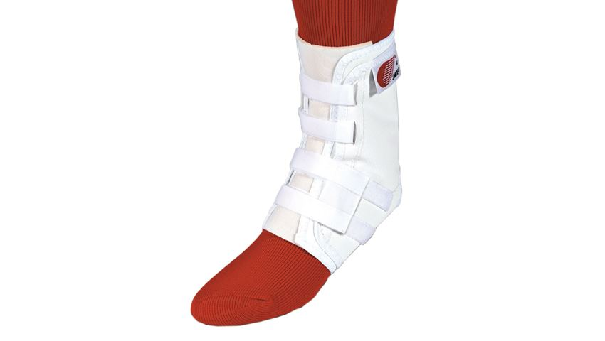 procare lace up ankle brace instructions